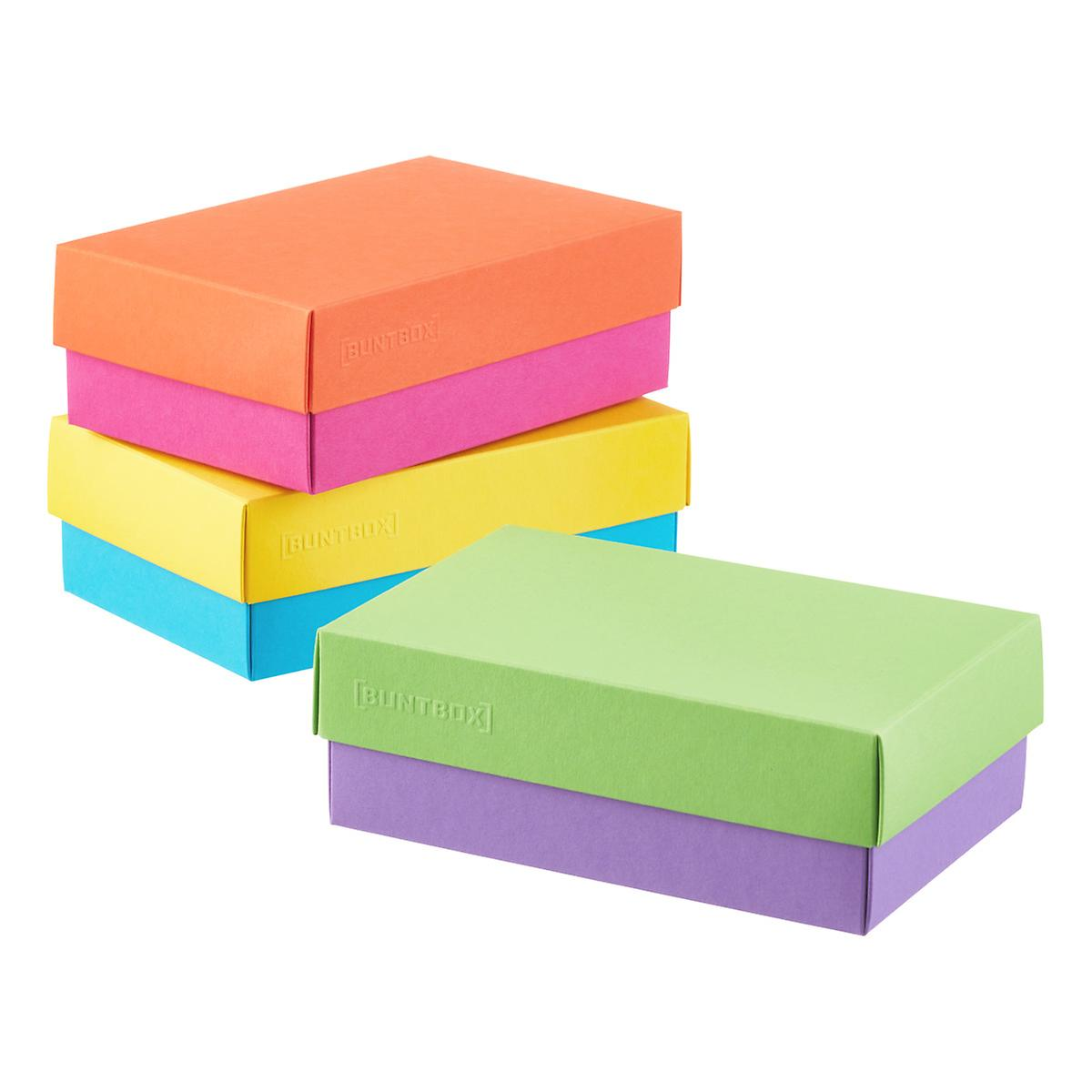 2 piece gift boxes assorted bright